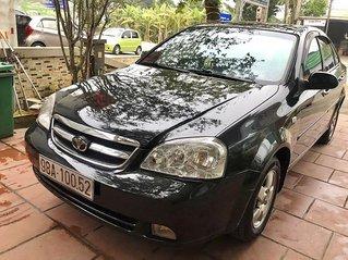 Cần bán gấp Daewoo Lacetti EX năm 2010, màu đen, giá 180tr