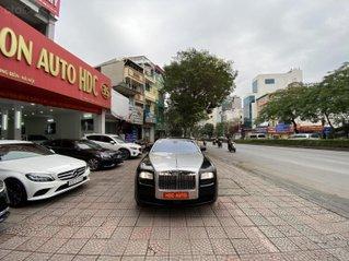Bán xe RR Ghost sản xuất 2010, màu đen