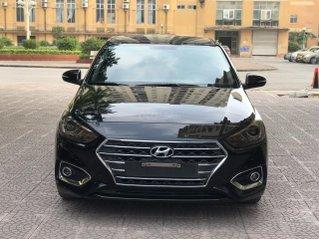 Hyundai Accent 1.4ATH sx 2018, màu đen, nhiều đồ chơi