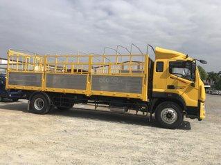 Xe tải 9 tấn Thaco Auman C160. E4 tải trọng 9.1 tấn thùng 7.4m động cơ Cummin 2021, trả góp 75%