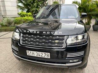 Bán Rangerover Autography LWB mẫu mới 2015, bản full, xe đẹp, nội thất da bò chất lượng, bao kiểm tra hãng