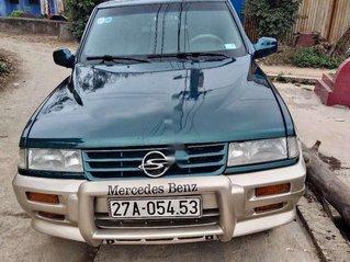 Cần bán lại xe Ssangyong Musso 1998, nhập khẩu chính chủ, giá 100tr