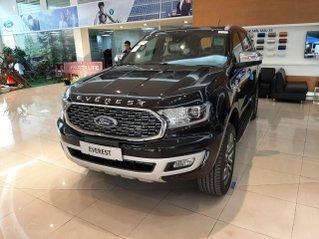Ford Everest 2021, đủ màu giao ngay toàn quốc, tặng gói phụ kiện lên tới 25tr, hỗ trợ đăng kí đăng kiểm