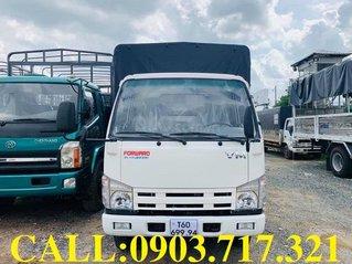 Bán xe tải Isuzu VM 1t9 thùng siêu dài 6m2 model NK490SL - Vĩnh Phát 1t9
