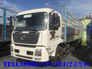 Bán xe tải Dongfeng 8 tấn B180 thùng dài 9m5 giá tốt