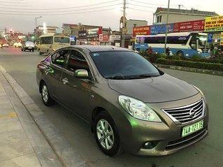 Cần bán xe Nissan Sunny năm 2014, màu xám còn mới, 330 triệu