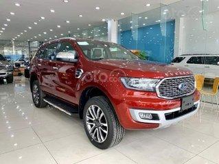 [Ford Thăng Long][ưu đãi khủng] Ford Everest Titanium 2.0L 4x2 AT 2021, giảm ngay 75 triệu + ưu đãi khủng + giao xe ngay