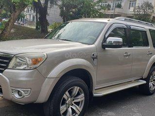 Bán Ford Everest Limited máy dầu 2.5, số tự động, model 2010 SX T12/2009, màu hồng phấn tuyệt đẹp
