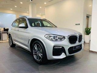BMW X3 2020, đủ 3 phiên bản, nhập khẩu chính hãng nguyên chiếc từ Châu Âu đẳng cấp hạng thương gia, tính năng vượt trội