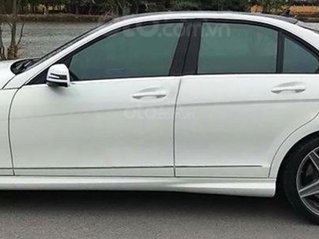 Bán gấp xe Mercedes C300/2013 AMG, mới 97%, hỗ trợ vay ngân hàng
