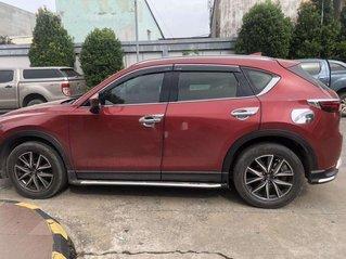 Bán ô tô Mazda CX 5 sản xuất năm 2018, màu đỏ còn mới