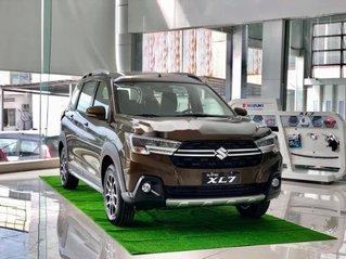 Bán Suzuki XL 7 sản xuất năm 2020, màu nâu, nhập khẩu, giá 564.9tr