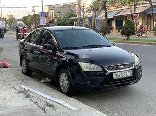 Cần bán xe Ford Focus sản xuất 2007, màu đen, nhập khẩu