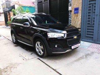 Bán Chevrolet Captiva đời 2015, màu đen, xe nhập