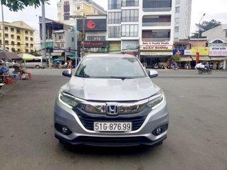 Bán Honda HR-V 2018, màu bạc, nhập khẩu