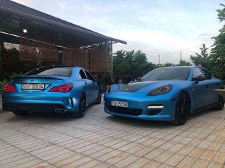 Bán xe Porsche Panamera sản xuất năm 2009, màu xanh lam, nhập khẩu