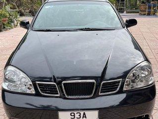 Bán Daewoo Lacetti sản xuất năm 2008, màu đen