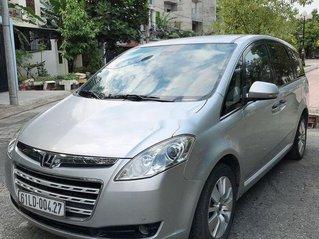 Cần bán xe Luxgen M7 sản xuất 2012, màu bạc, xe nhập