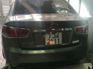 Bán Kia Cerato năm sản xuất 2010, màu xám chính chủ, 260tr