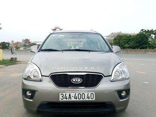 Cần bán xe Kia Carens sản xuất 2011, màu bạc