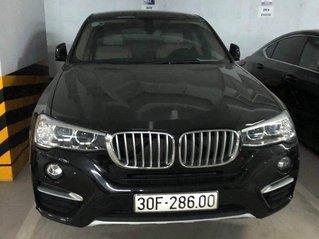 Bán ô tô BMW X4 2017, màu đen, nhập khẩu