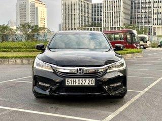 Bán ô tô Honda Accord đời 2017, màu đen nhập khẩu giá 868 triệu đồng