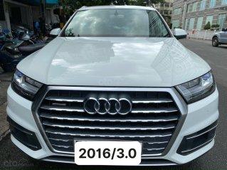 Bán Audi Q7 3.0 hàng hiếm SX 2016, xe đẹp bao kiểm tra chất lượng xe tại hãng