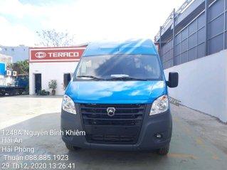 Xe tải Gaz Van 3 chỗ nhập khẩu tại Thái Bình