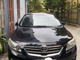 Bán Toyota Corolla Altis sản xuất 2010, màu đen còn mới, giá chỉ 320 triệu