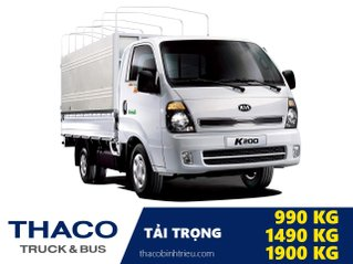 Xe tải Frotiner Kia K200 K250 new 2021 Euro 4 Quảng Ninh