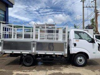 Xe tải Kia 1.49 - 1.9 tấn Kia K200 thùng 5 bửng dài 3.2m động cơ Hyundai D4CB 2021, trả góp 75%