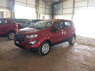 Ford Ecosport Trend 2021 tặng bảo hiểm vật chất và nhiều phụ kiện chính hãng khi mua xe