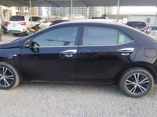Bán ô tô Toyota Corolla Altis sản xuất năm 2018, màu đen còn mới