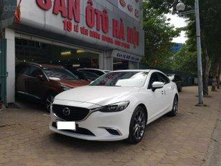 Mazda 6 2.0 màu trắng sản xuất tháng 11/2019 lăn bánh 2020, xe một chủ từ đầu