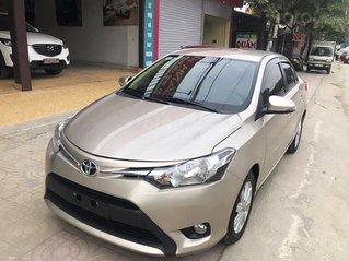Bán ô tô Toyota Vios năm sản xuất 2017 còn mới, giá tốt