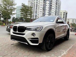 Xe BMW X4 sản xuất năm 2014, màu trắng, xe nhập còn mới