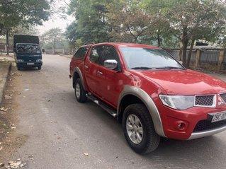 Bán ô tô Mitsubishi Triton 2011, màu đỏ, xe nhập, giá tốt