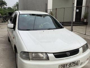 Bán Mazda 323 đời 2000, màu trắng