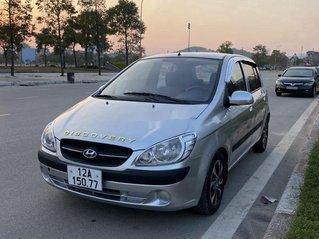 Bán Hyundai Getz đời 2009, màu bạc, nhập khẩu nguyên chiếc