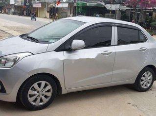 Bán Hyundai Grand i10 2015, màu bạc, nhập khẩu chính chủ, giá tốt