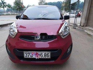 Bán ô tô Kia Morning đời 2014, màu đỏ, xe nhập