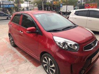 Cần bán xe Kia Morning năm sản xuất 2016, màu đỏ