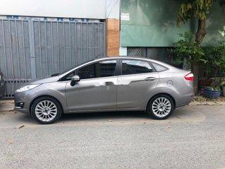 Cần bán lại xe Ford Fiesta 2017, màu bạc, xe nhập, 427tr