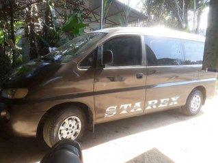 Cần bán lại xe Hyundai Grand Starex đời 1998, màu nâu
