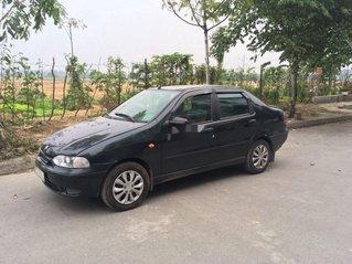 Cần bán gấp Fiat Siena sản xuất năm 2002, màu đen, giá chỉ 90 triệu