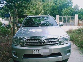 Cần bán lại xe Toyota Fortuner sản xuất năm 2009
