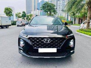 Bán ô tô Hyundai Santa Fe năm 2020, màu đen