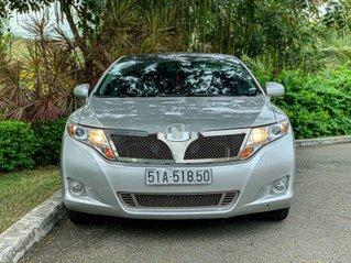 Cần bán xe Toyota Venza năm 2009, màu bạc, 595 triệu