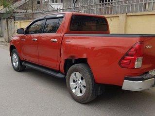 Bán Toyota Hilux sản xuất năm 2016, màu đỏ, xe nhập