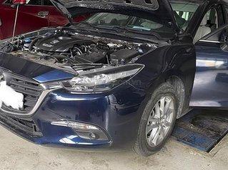 Xe Mazda 3 sản xuất năm 2019, màu xanh lam còn mới, giá chỉ 610 triệu